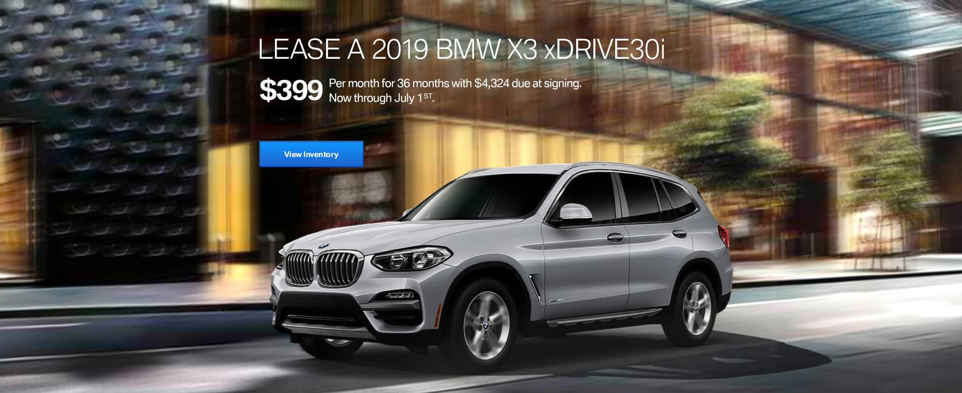 bmw_2019_x3_xDrive_$399_per_month