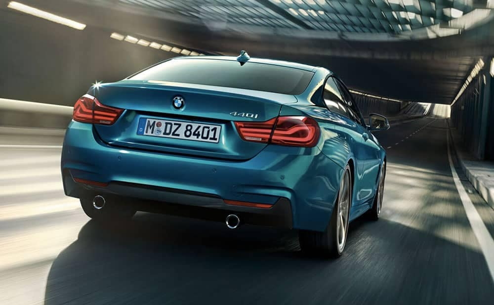 2019 BMW 4 Series Rear