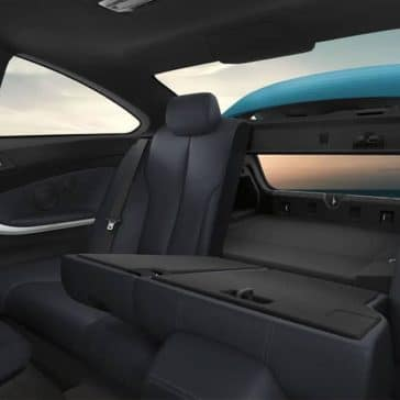 2019 BMW 4 Series Space