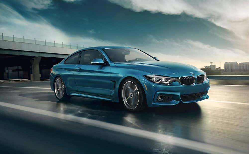 2019 BMW 4 Series Exterior