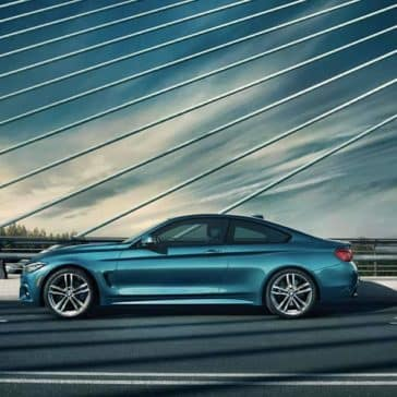 2019 BMW 4 Series Side View
