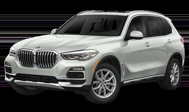 2020 bmw x5 white exterior