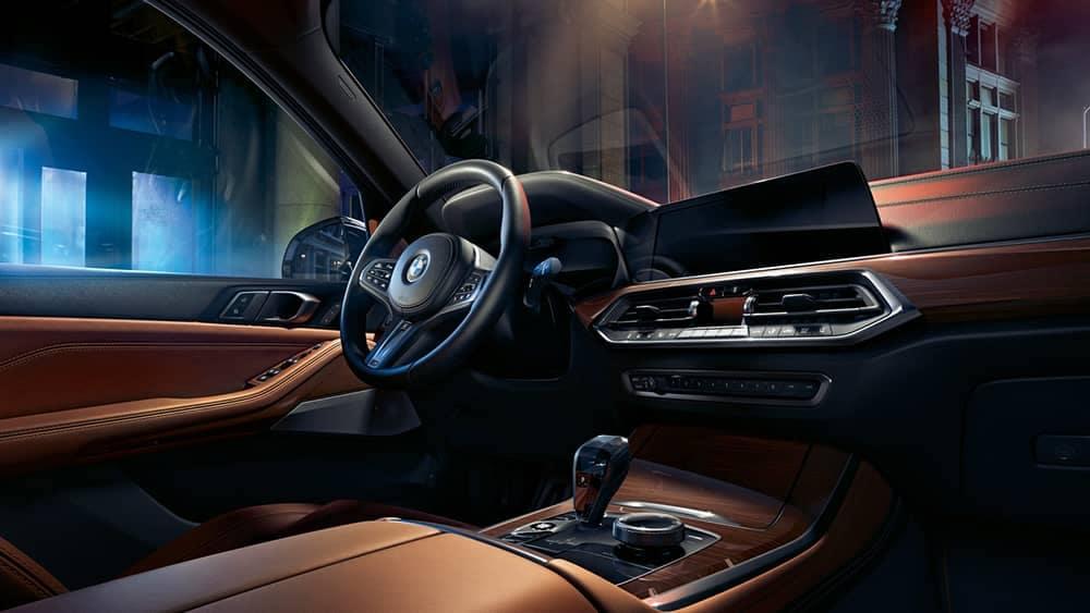 2020 BMW X5 Interior