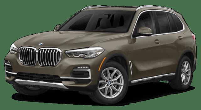 2020 BMW X5 Tan