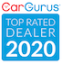 CarGurus Top Rated Icon