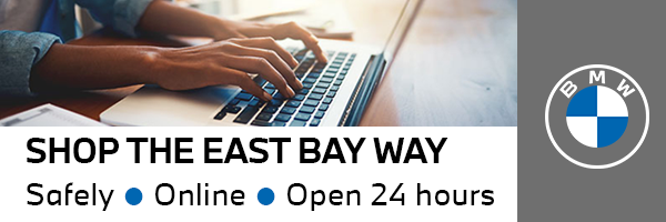 East Bay BMW Shop Safely Online