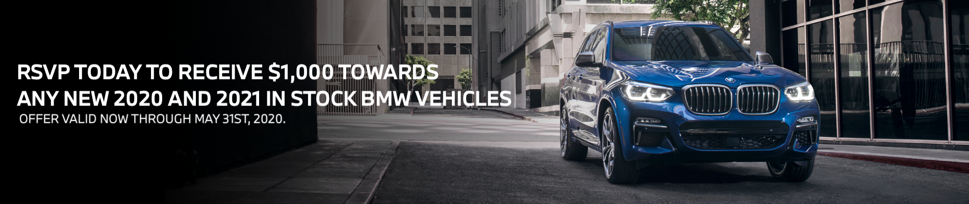 EAST BAY BMW MEMORIAL DAY SALES EVENT 2020