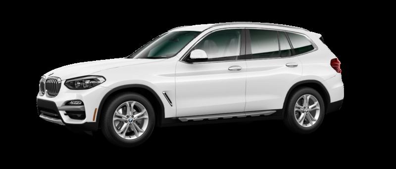 2021 BMW X3 xDrive30i Lease Special
