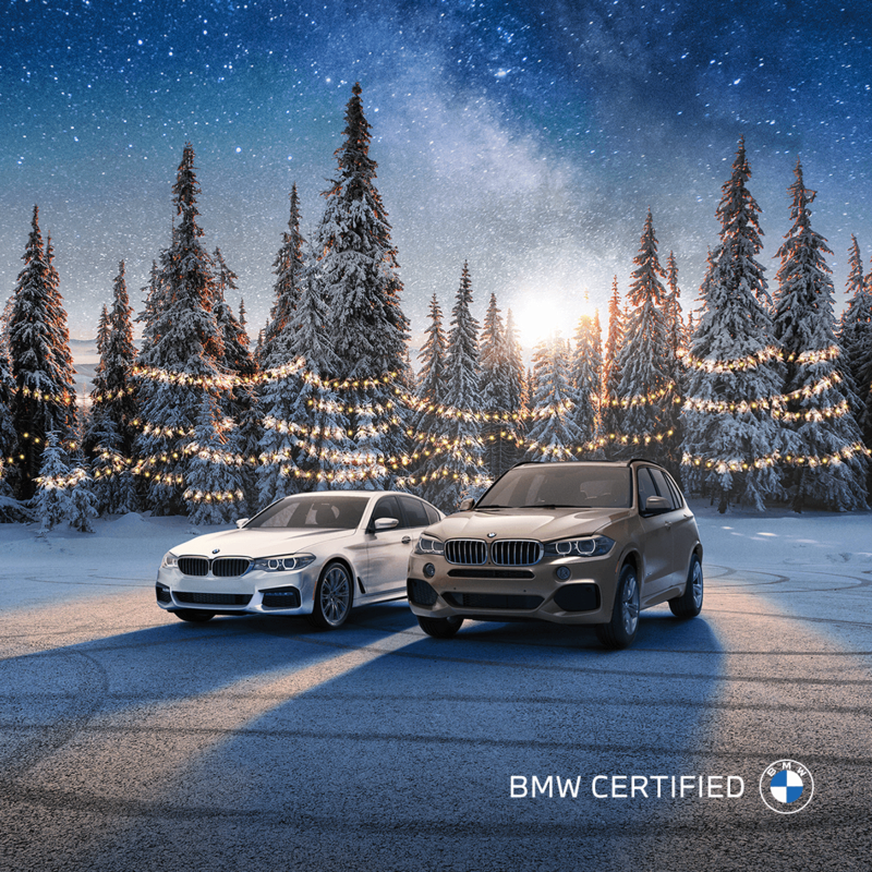 0.9% APR UP TO 36 MONTHS ON ALL 2017-2018 BMW CERTIFIED MODELS
