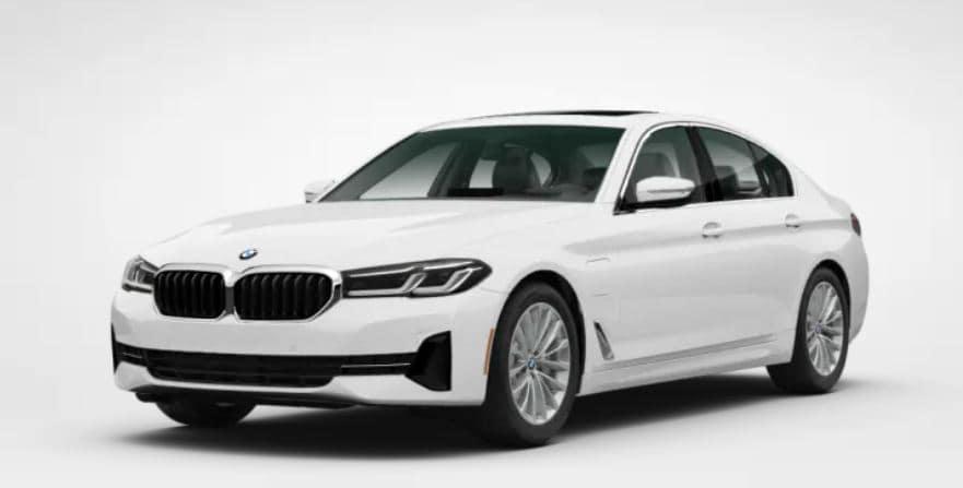 2021 BMW 530e Lease Special
