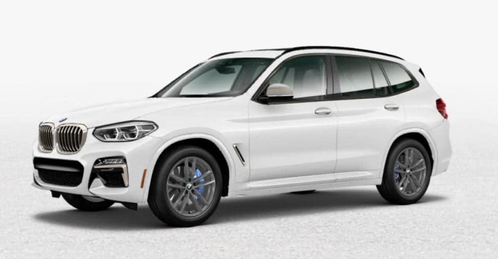 2021 BMW X3 M40i LEASE SPECIAL