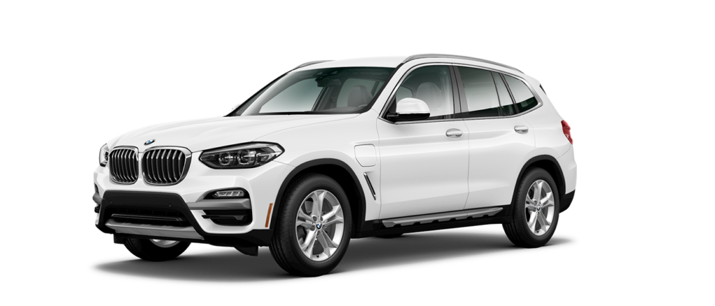 2021 BMW X3 xDRIVE30E Lease Special