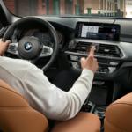 2021 bmw x3 interior dashboard