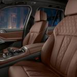 2021 bmw x5 brown leather interior