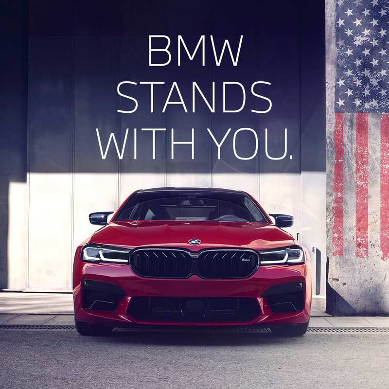 BMW Military Offer