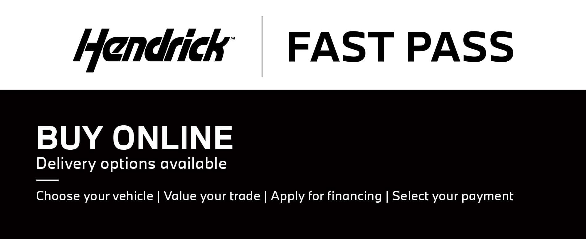 Hendrick FastPass