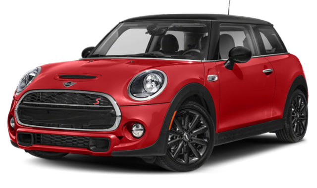 2020 mini cooper hardtop 2-door red