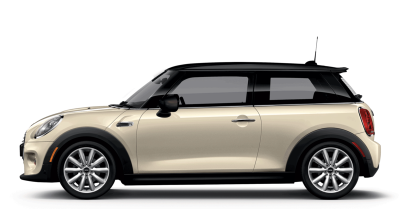 2021 MINI 2 DOOR HARDTOP LEASE OFFER