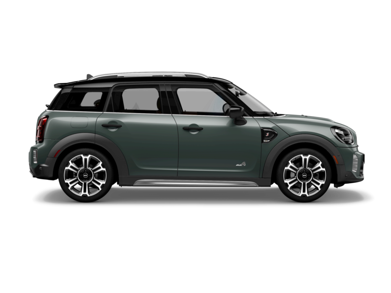 2022 MINI COUNTRYMAN S ALL4 LEASE SPECIAL