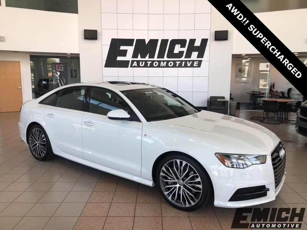 2017 Audi A6 for sale