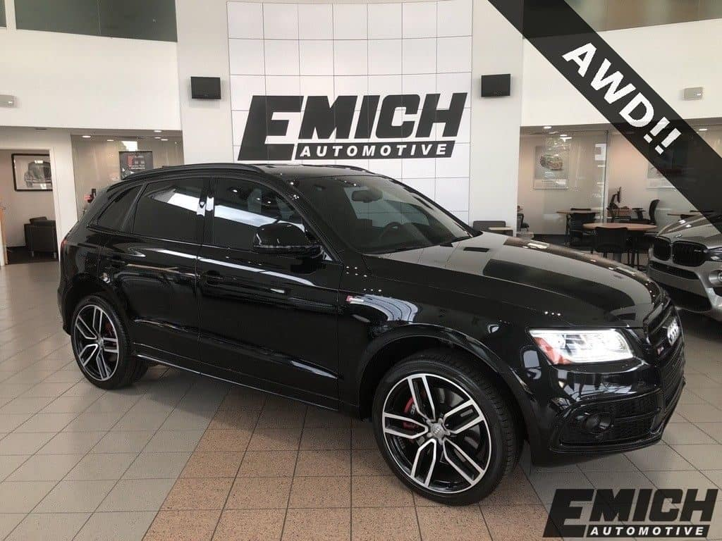 2017 Audi SQ5 for sale