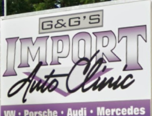 G&G's Import Auto Clinic