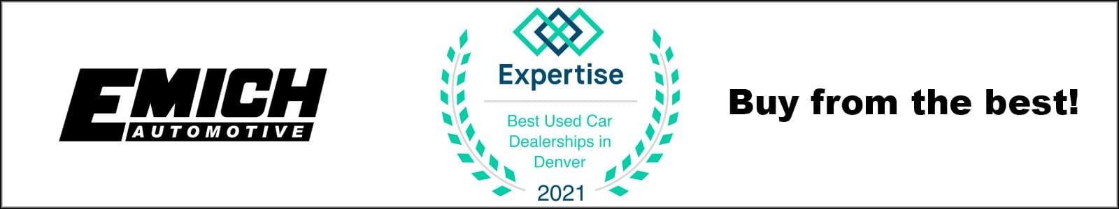 Best Used Car Dealer in Denver Award Winner!