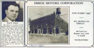 Emich Automotive History