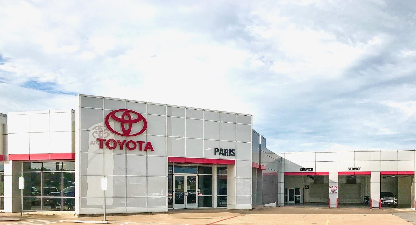 Toyota of Paris