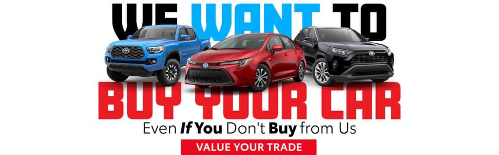 Value Your Trade in Paris, TX