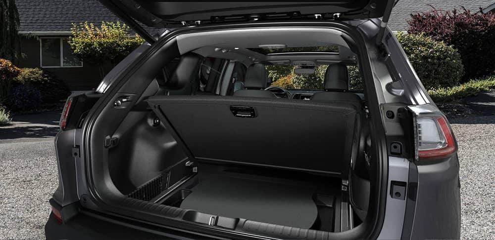 2019 Jeep Cherokee Trunk