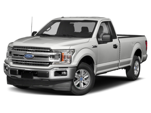 2019 Ford F-150 in white