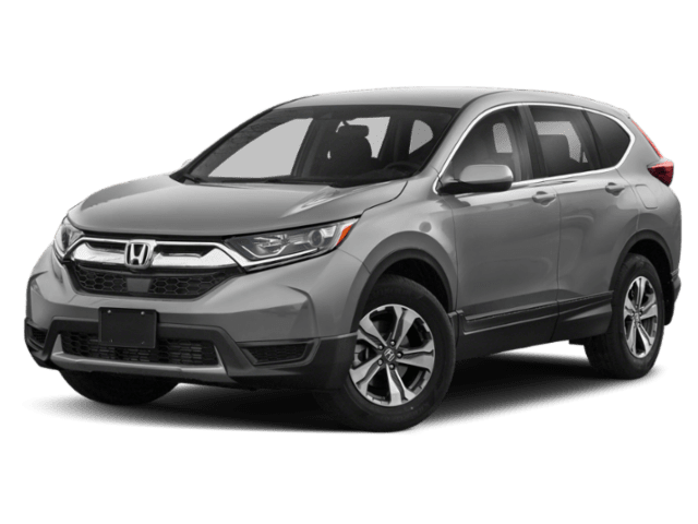 2019 Honda CR-V in grey