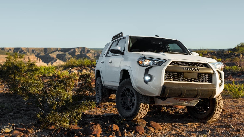 2020 Toyota 4Runner TRD utility exterior