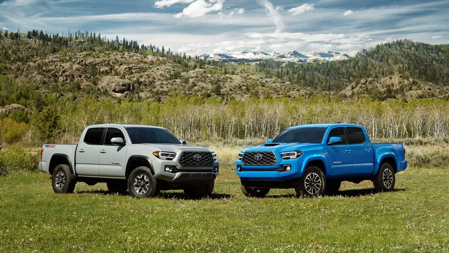 Tacoma Towing Capacity >> How Much Weight Can A Toyota Tacoma Pull Toyota Tacoma