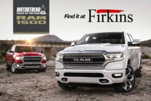 Ram Truck Lease Specials near Venice