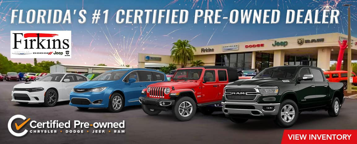 #1 certified pre owned dealer