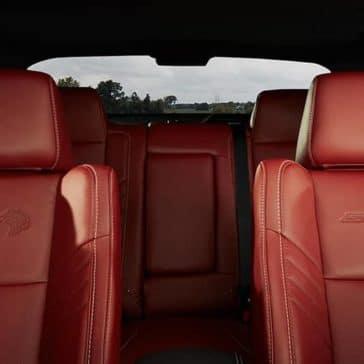 2020 Dodge Challenger Seating