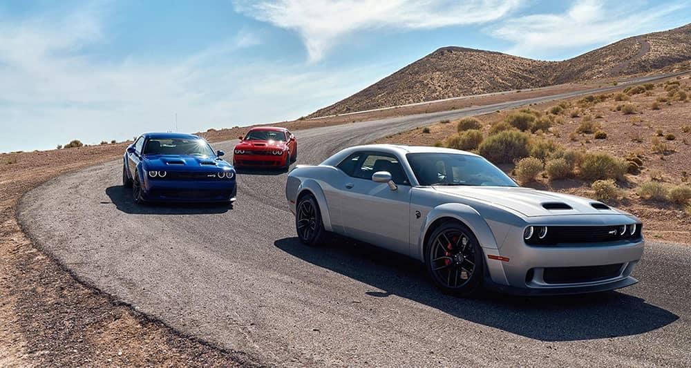 2020 Dodge Challenger Trio