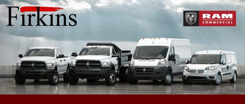 Firkins Ram Commercial Vehicles near me Sarasota