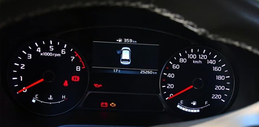 Bradenton dashboard lights service car maintenance near sarasota