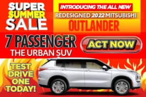 INTRODUCING New Redesigned 2022 Mitsubishi Outlander - Test Drive One Today!