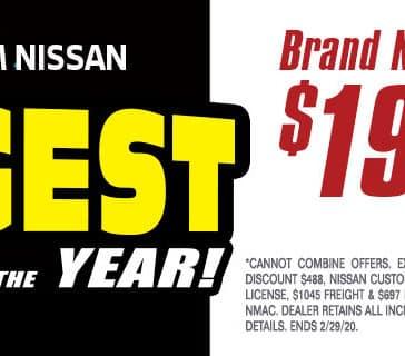nissan-BOM-SUV's-Feb-biggest-sale-slide