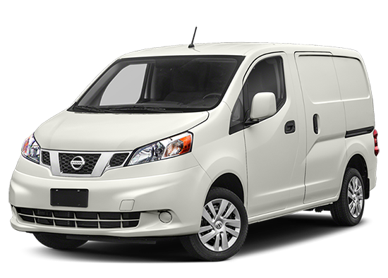 2019 Nissan NV200 Compact Cargo White