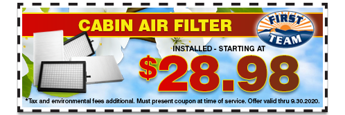 Spring-Coupons-Cabin-Air-Filter-Nissan