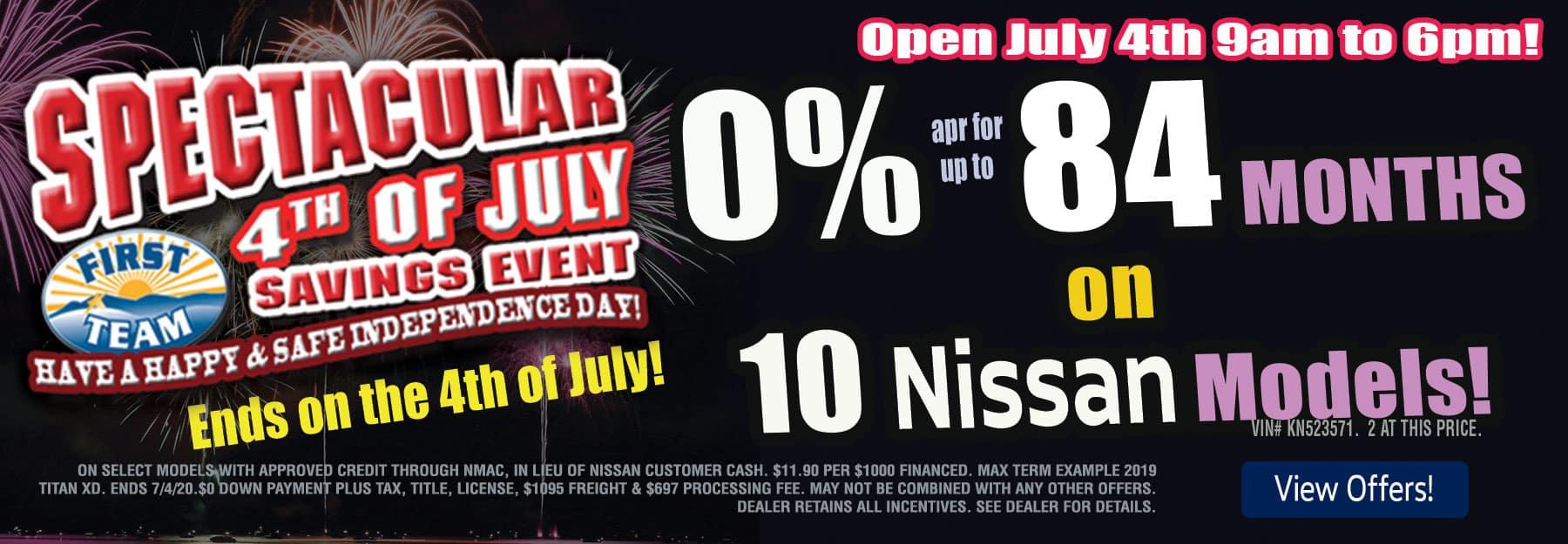 Nissan-final-days-4th-July-June-0%--off-slide