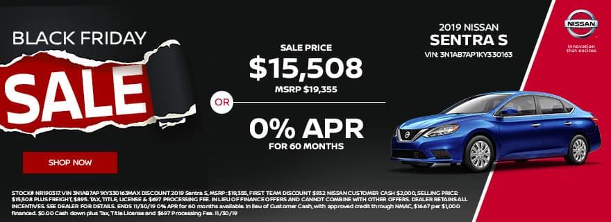 Nissan Sentra Special
