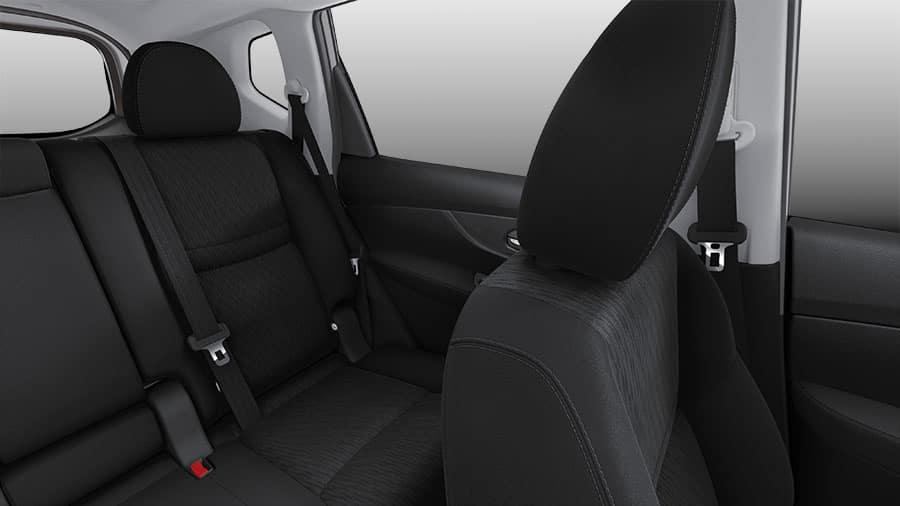 Nissan Rogue Interior