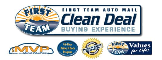 Clean Deal Buying Experience at First Team Auto Mall