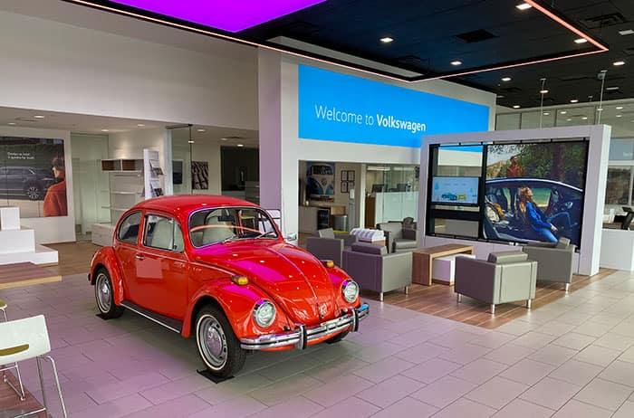 VW-Beetle-in-new-showroom